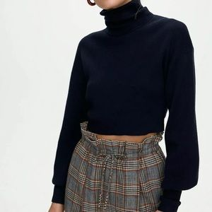 ARITZIA || CROPPED SWEATER